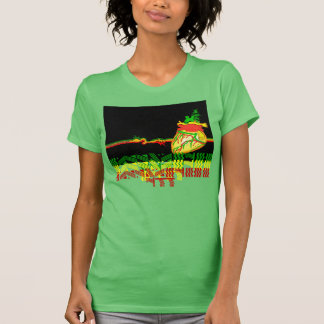 Reggae Brazil T Shirt