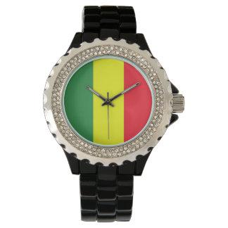 reggae flag watch