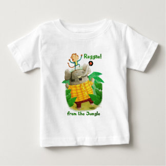 Reggae from The Jungle Baby T-Shirt
