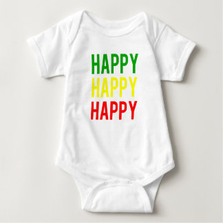 Reggae Happy Baby Crepper Baby Bodysuit