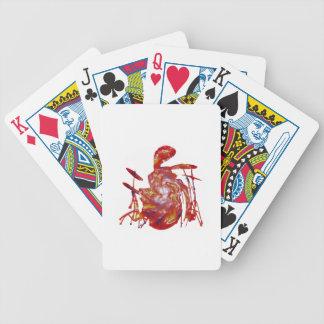 Reggae Junkanoo Bicycle Playing Cards