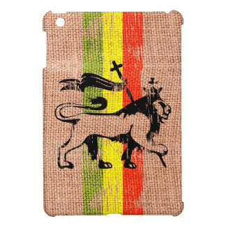 Reggae lion king iPad mini cover