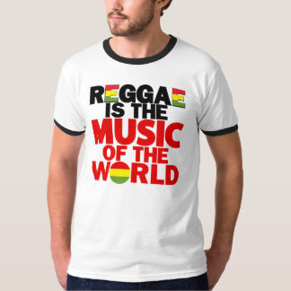 Reggae Music T Shirts