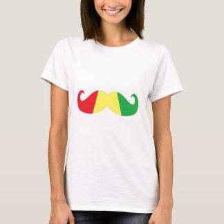 reggae mustache T-Shirt