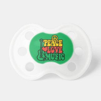 Reggae Peace Love Music Dummy
