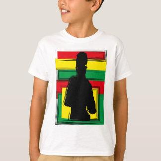 Reggae sore art T-Shirt