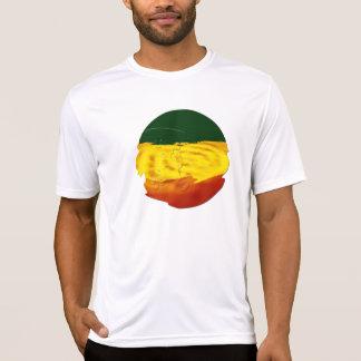 Reggae t-shirt of the foot