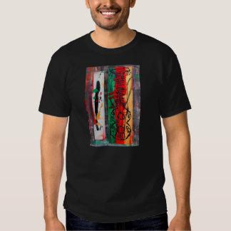 reggae three shirts
