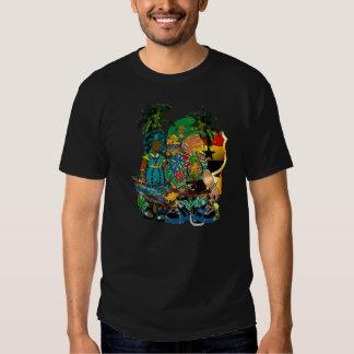 Reggae Unity T-shirts