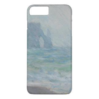 Regnvaer Etretat by Claude Monet iPhone 8 Plus/7 Plus Case