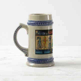 Regulators Team Beer Stein