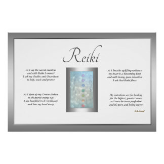 Reiki Connection Poster