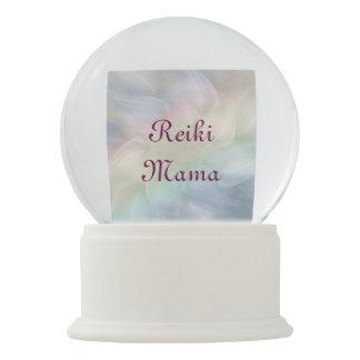 Reiki Mama Snow Globe