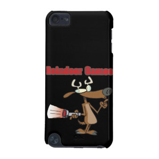 reindeer games phony cartoon iPod touch 5G covers