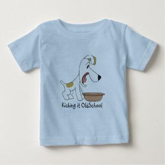 Reksio - Kicking it OldSchool Baby T-Shirt