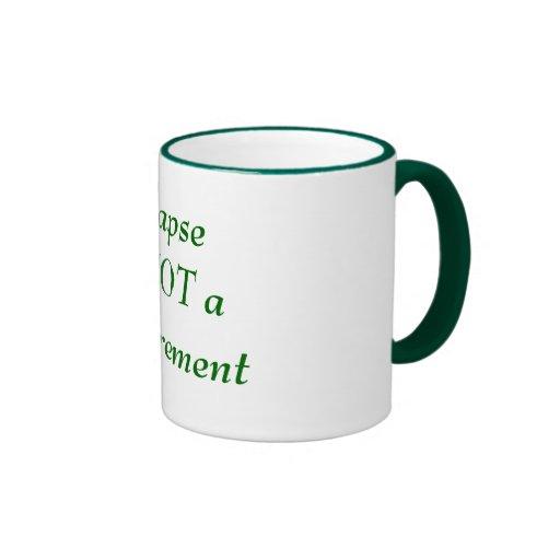 Relapseis NOT arequirement Mug