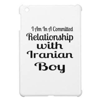 Relationship With Iranian ABoy Case For The iPad Mini