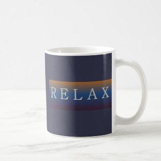 RELAX, Coffe mug