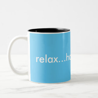 Relax Coffee Mug