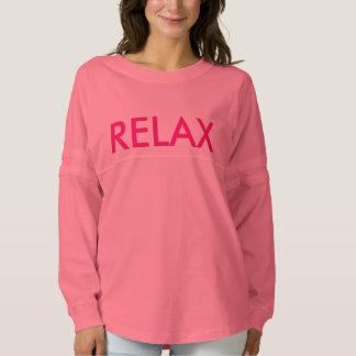 Relax! Ladies' Football Tee Spirit Jersey