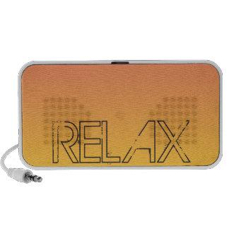 Relax sunset speaker