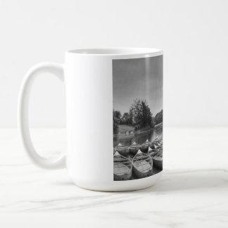 Relaxing At The Lake Coffee Mug