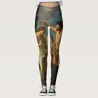 Religious Art leggings