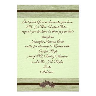 Religious Invitation