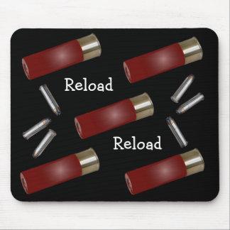 Reload Ammo Mousepad