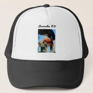 Remember 9/11 trucker hat