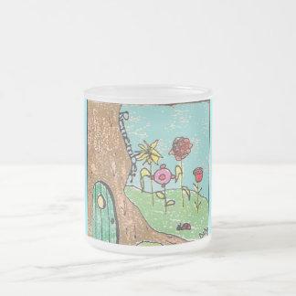 Remember, i love you, mug. frosted glass mug