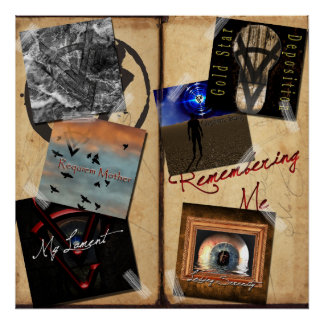"""Remembering Me Insert Poster- 12"""" x 12"""" Poster"""
