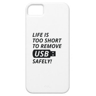 Remove USB Safely Case For The iPhone 5