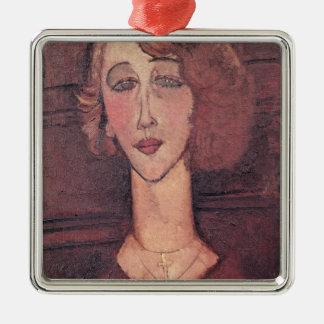 Renee, 1917 christmas ornament