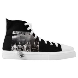 ReneeAB9 Graphic Arts High Tops For Men Printed Shoes
