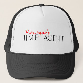 Renegade Time Agent Trucker Hat