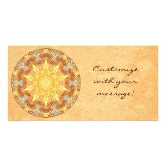 Renewal Mandala Photo Card