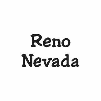 Reno Nevada NV Shirt - Customizable !!! Embroidered Shirts