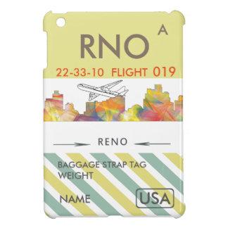 RENO, NEVADA SKYLINE WB1 - iPad MINI CASES