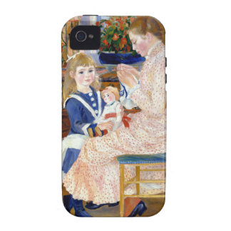 Renoir Afternoon at Wargemont Vibe iPhone 4 Cover