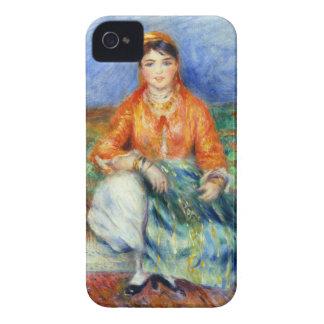 Renoir - Algerian Girl iPhone 4 Cases