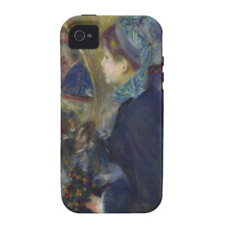 Renoir At The Theatre Vibe iPhone 4 Covers