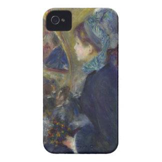 Renoir At The Theatre Case-Mate iPhone 4 Case
