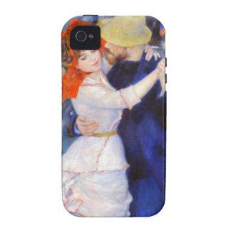 Renoir Dance at Bougival Vibe iPhone 4 Cover