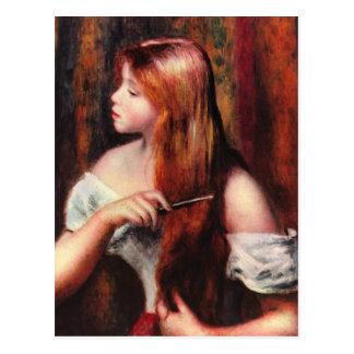 Renoir Fine Art Postcard - Renoir Paintings