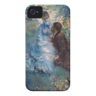 Renoir - Lovers iPhone 4 Case