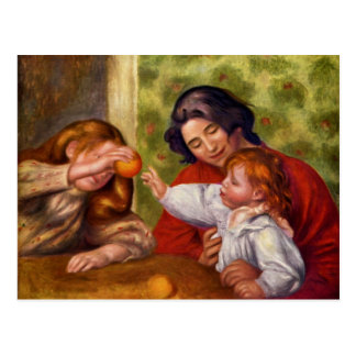 Renoir Postcard