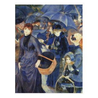 Renoir Postcard - Renoir Paintings - Fine Art