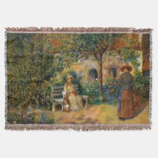 Renoir: Scene of the Garden in Brittany