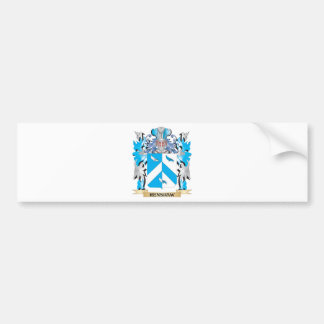 Renshaw Coat of Arms - Family Crest Bumper Sticker